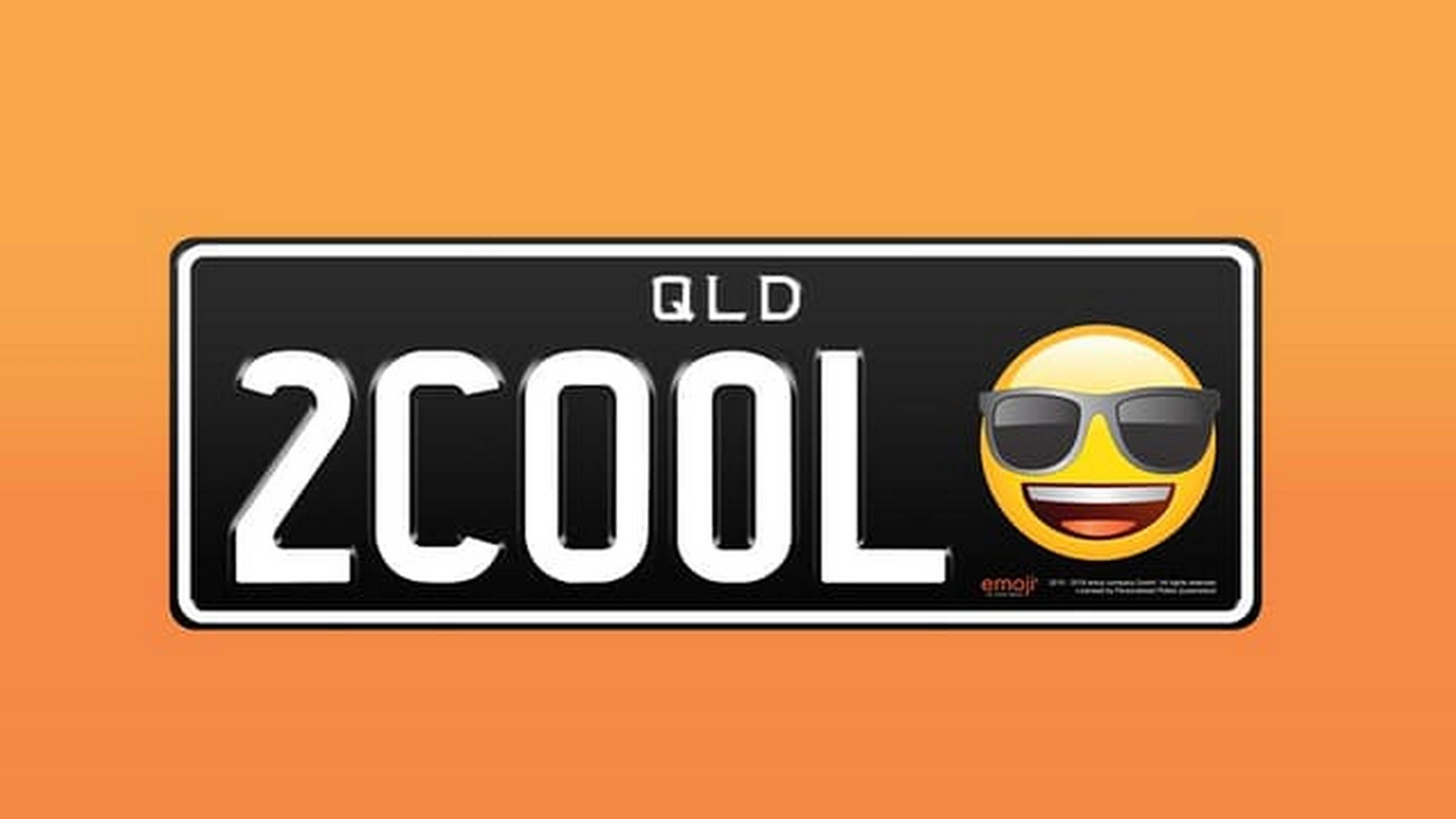 Queensland Australia Launching Emoji License Plates – WHEELS ca