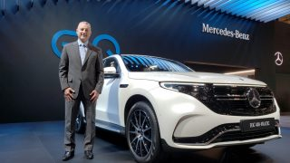 Electrification Mercedes-Benz