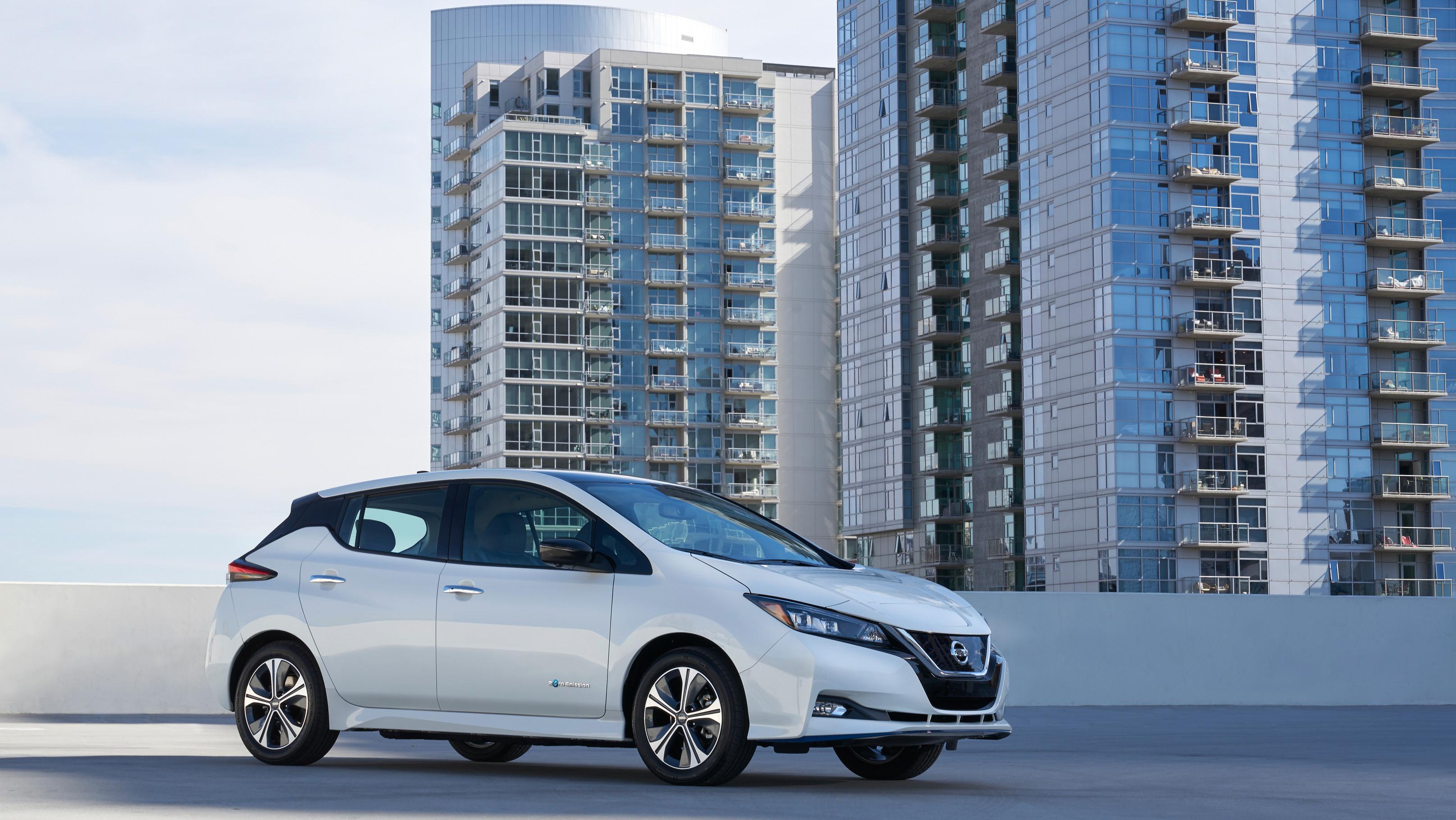 Nissan Leaf Plus to start at $43,998