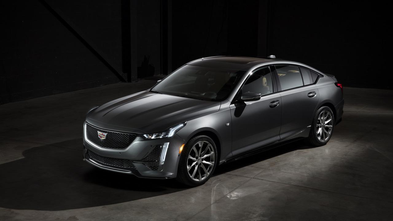 2020 CT5 Sedan