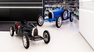 Bugatti family: The Baby II