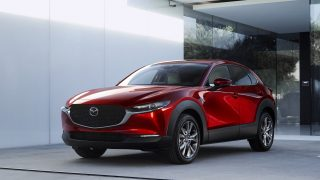 Mazda Unveils CX-30