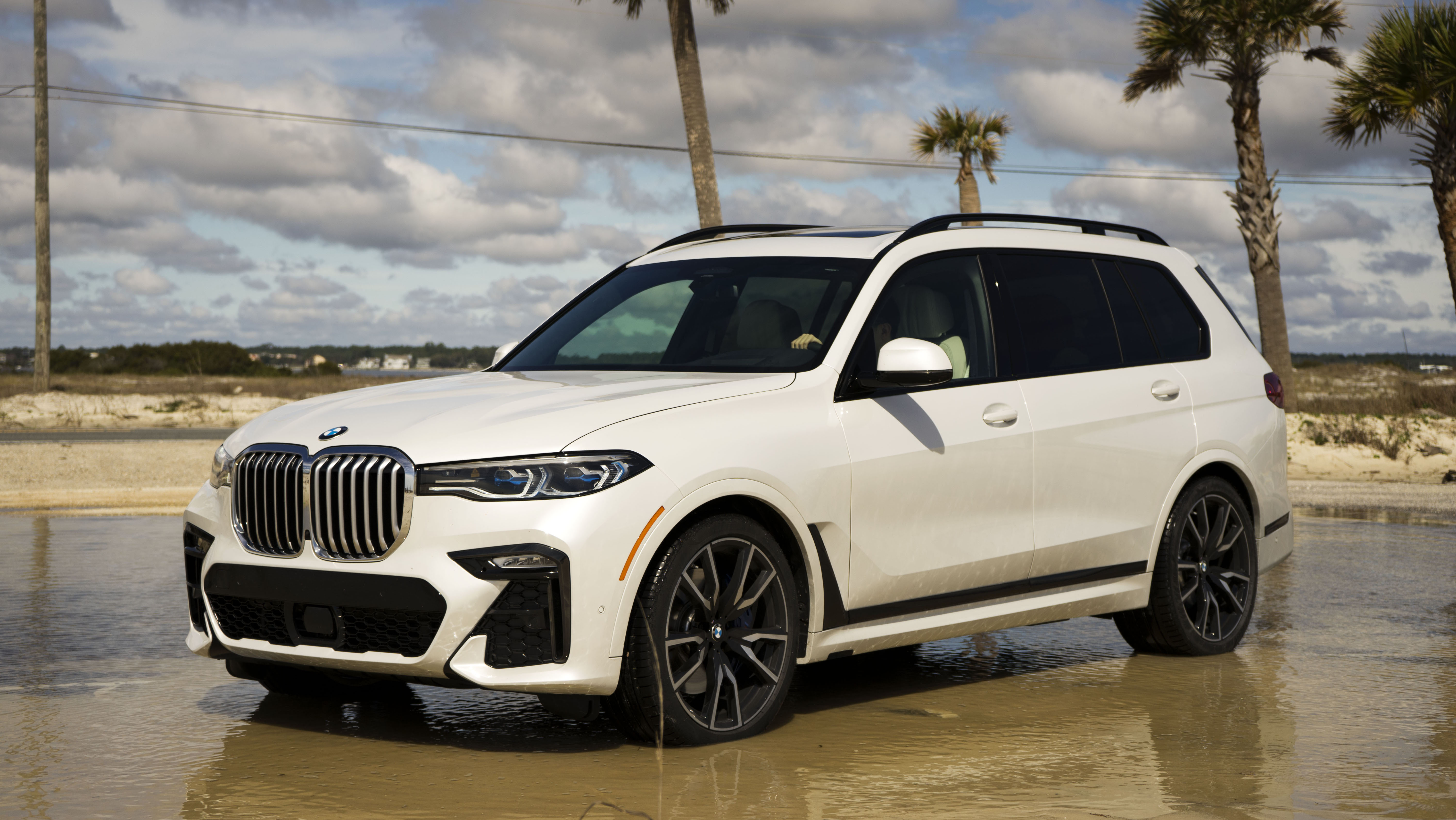 First Drive 2019 Bmw X7 Wheels Ca