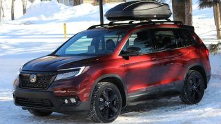 First Drive 2019 Honda Passport