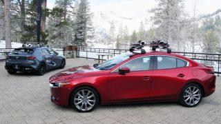 First Drive 2019 Mazda3 Sedan and Hatchback