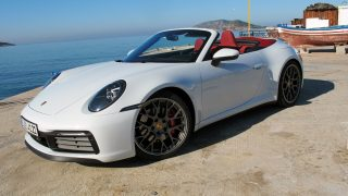 First Drive 2020 Porsche 911 Carrera Cabriolet