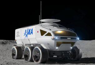 pressurized rover