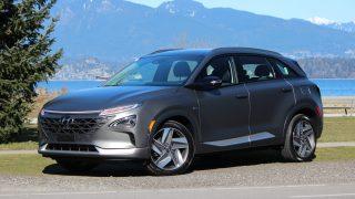 Quick Spin 2019 Hyundai NEXO