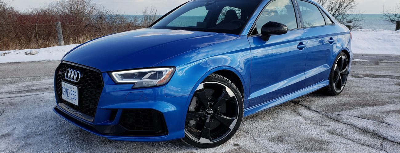 Review 2019 Audi RS 3