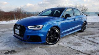 Review 2019 Audi RS 3