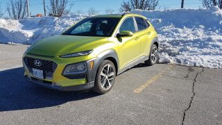 Review 2019 Hyundai Kona 1.6T Ultimate AWD