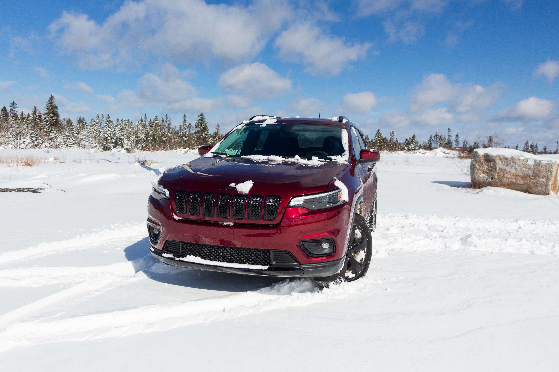 jeep cherokee north 2019 reviews