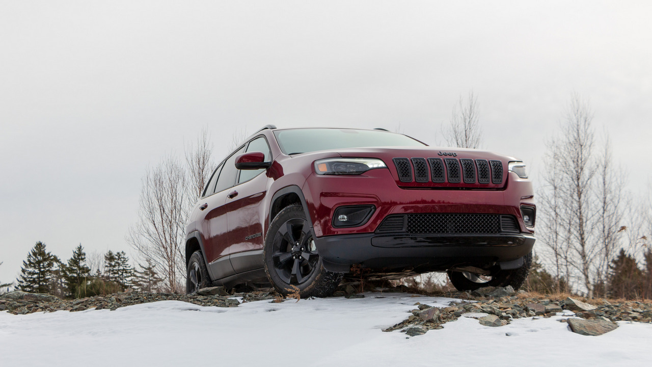 Review 2019 Jeep Cherokee North