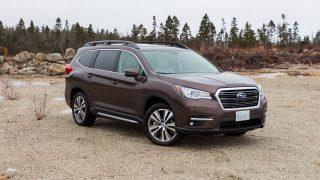 Review 2019 Subaru Ascent