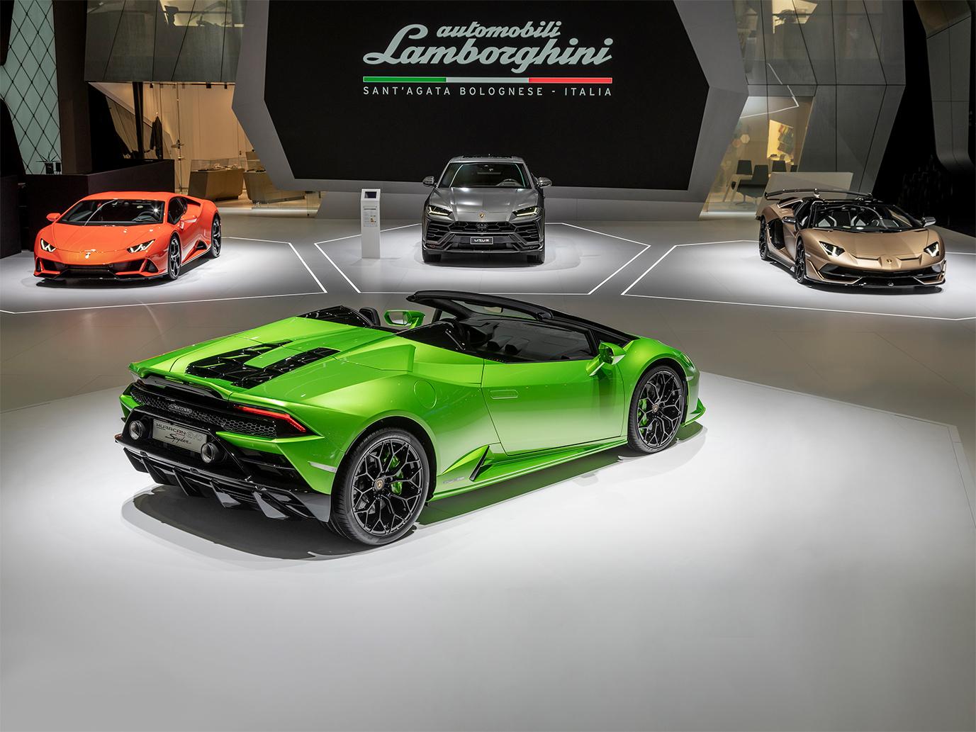 TrackWorthy - Automobili Lamborghini 2019 Geneva International Motor Show (2)
