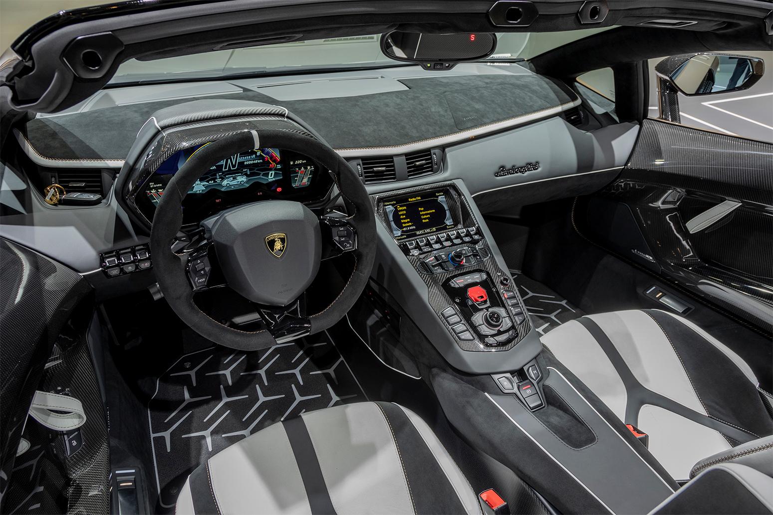 TrackWorthy - Lamborghini Aventador SVJ Roadster (2)