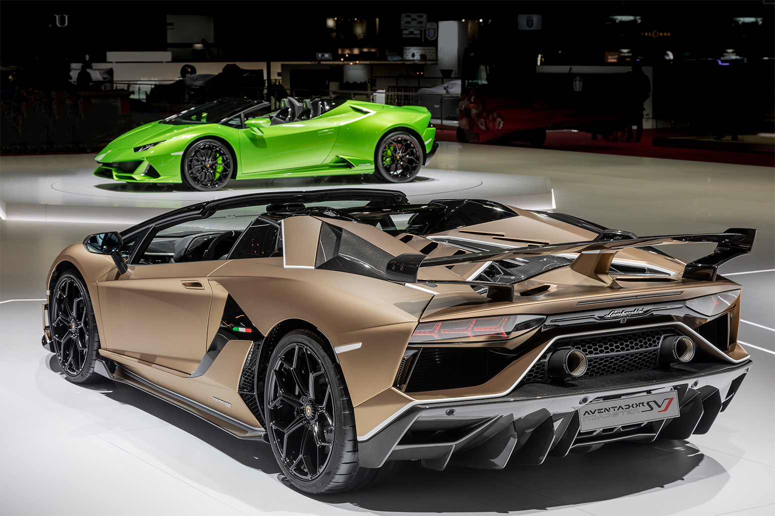 TrackWorthy - Lamborghini Aventador SVJ Roadster (5)