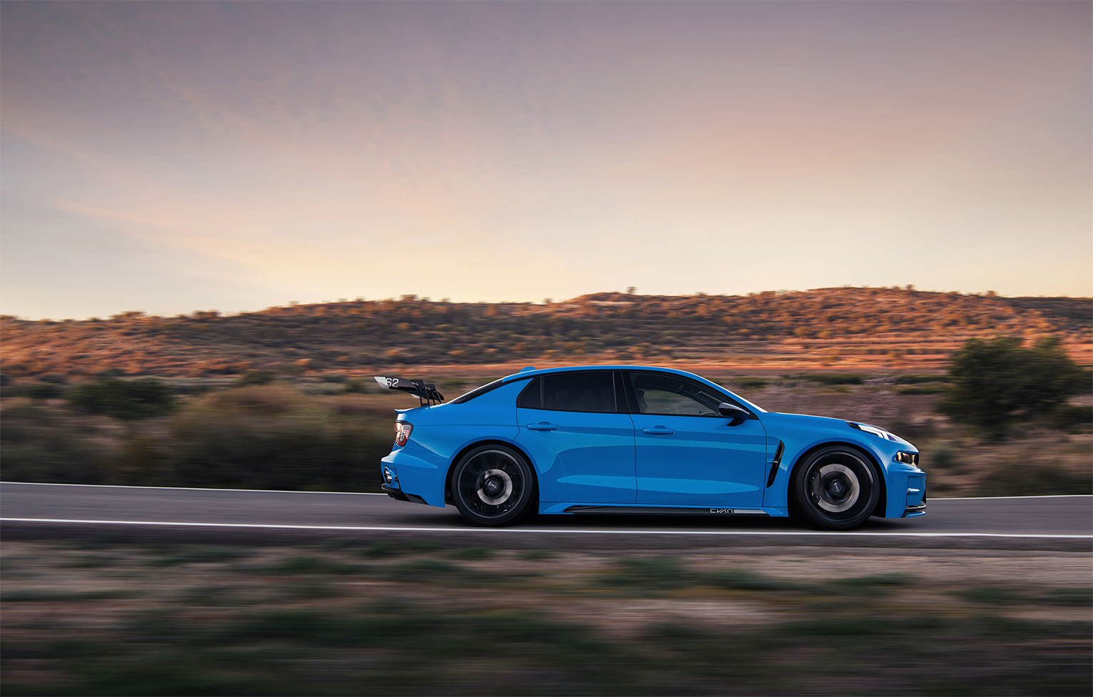 TrackWorthy - Lynk _ Co 03 Cyan Concept (2)