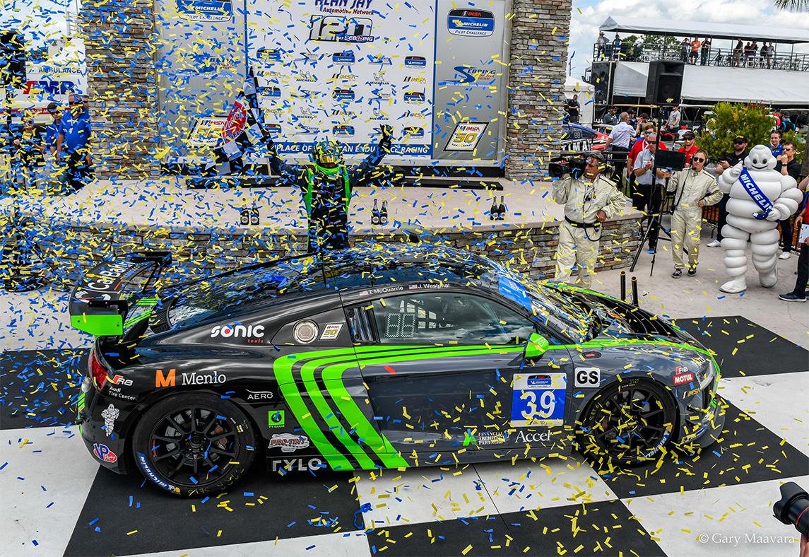 TrackWorthy - Michelin_race_#39_Audi R8 TCR_winner