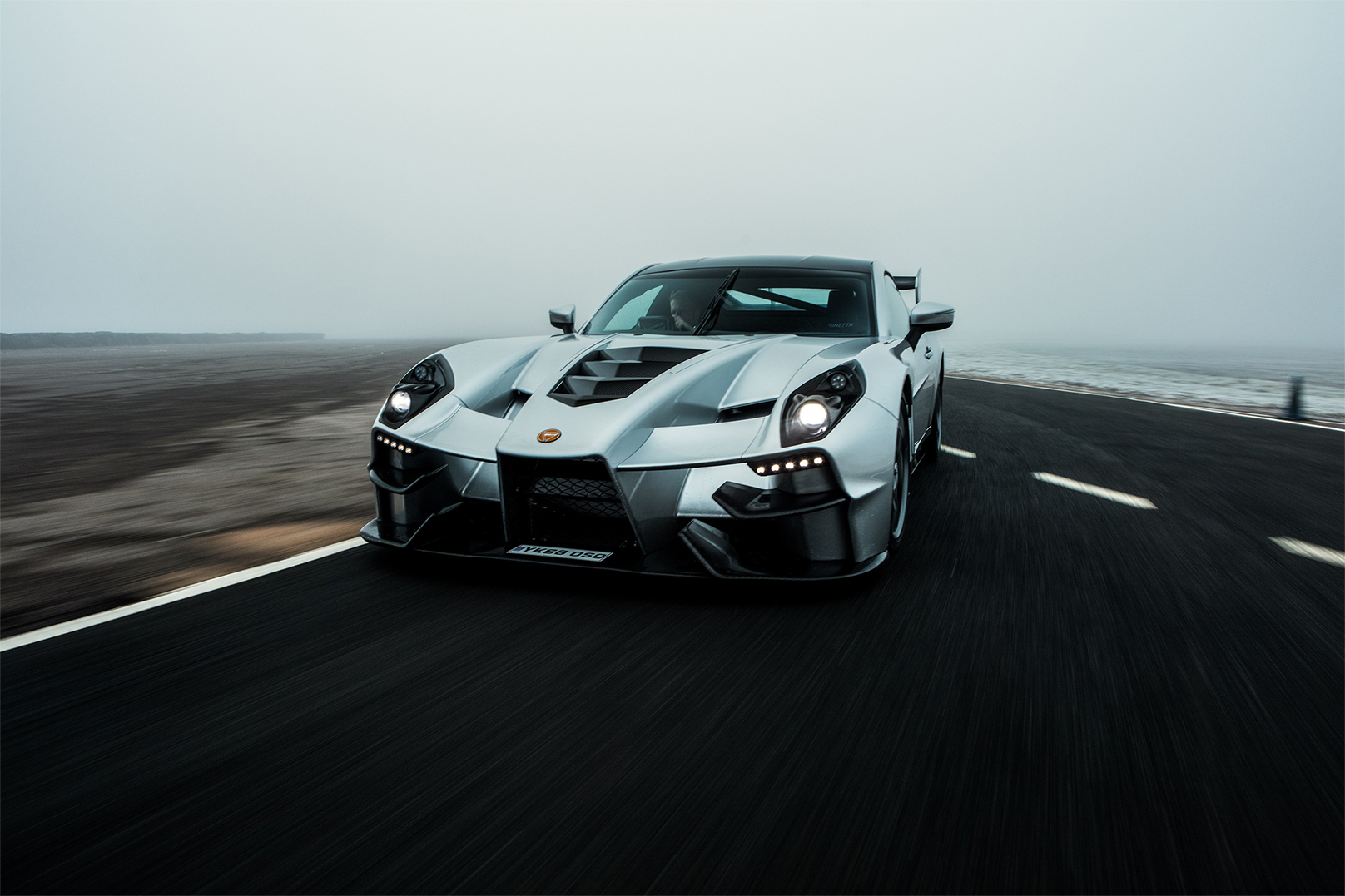 TrackWorthy - New Ginetta supercar 12
