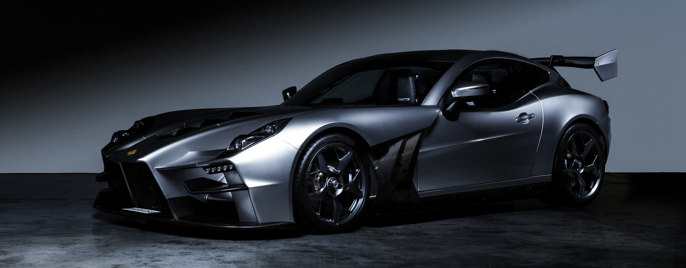TrackWorthy - New Ginetta supercar 13
