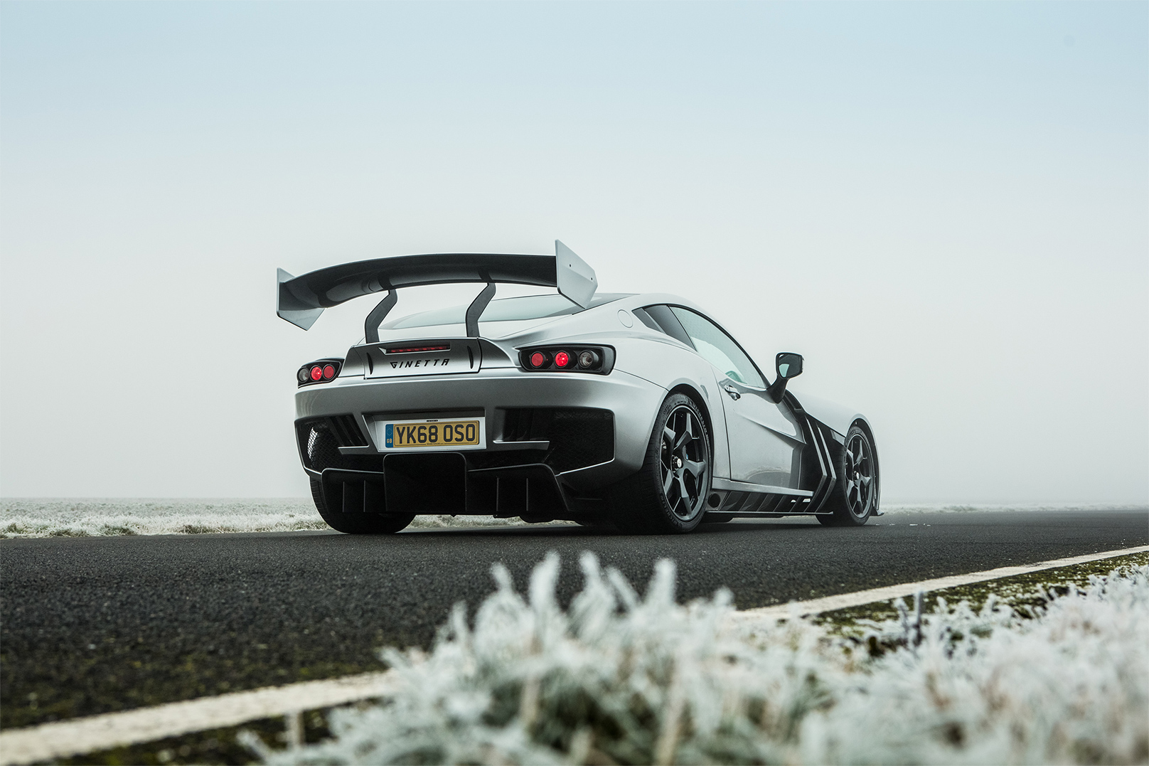 TrackWorthy - New Ginetta supercar 7