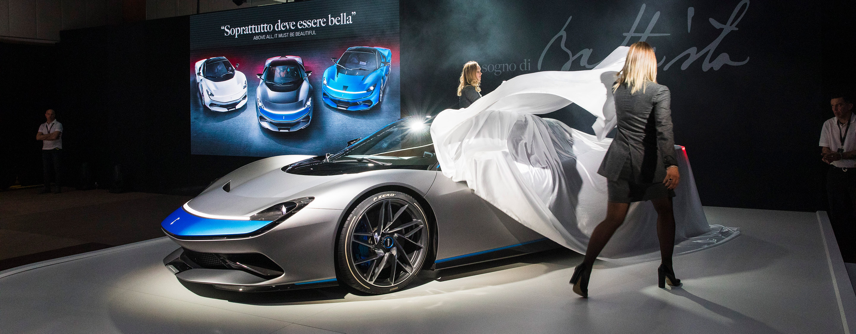 TrackWorthy - Pininfarina Battista at 2019 Geneva International Motor Show (1)