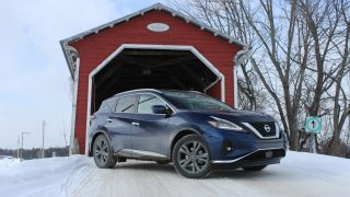 Winter Drive 2019 Nissan Murano and Altima-te AWD