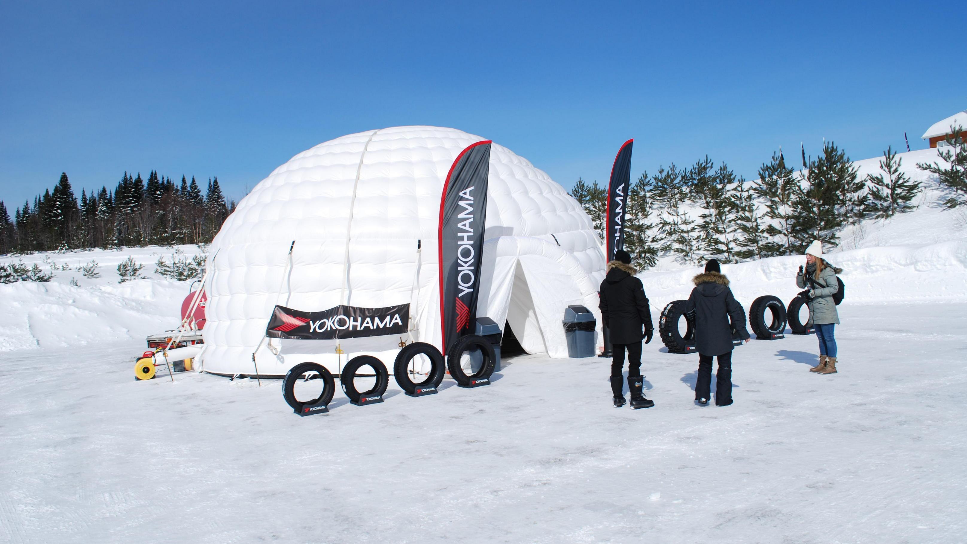Winter Tires Quebec >> Cold Comfort Testing Yokohama Winter Tires In Quebec