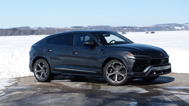 Review 2019 Lamborghini Urus
