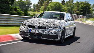 new BMW M3 coming