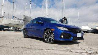 Review 2019 Honda Civic Si Coupe