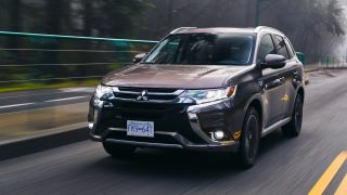 2018 Outlander PHEV models