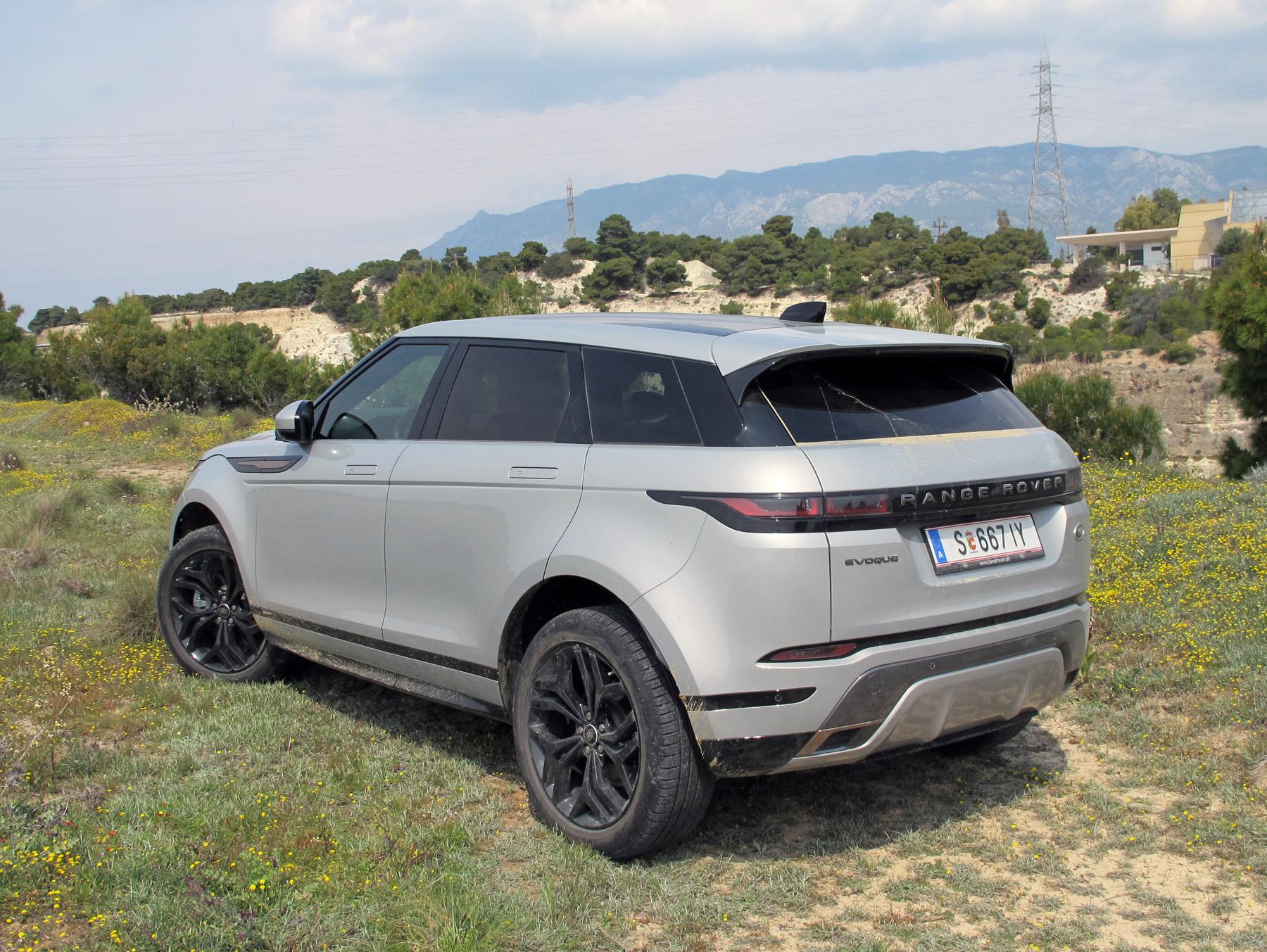 First Drive: 2020 Range Rover Evoque – WHEELS ca