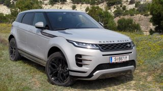 First Drive 2020 Range Rover Evoque