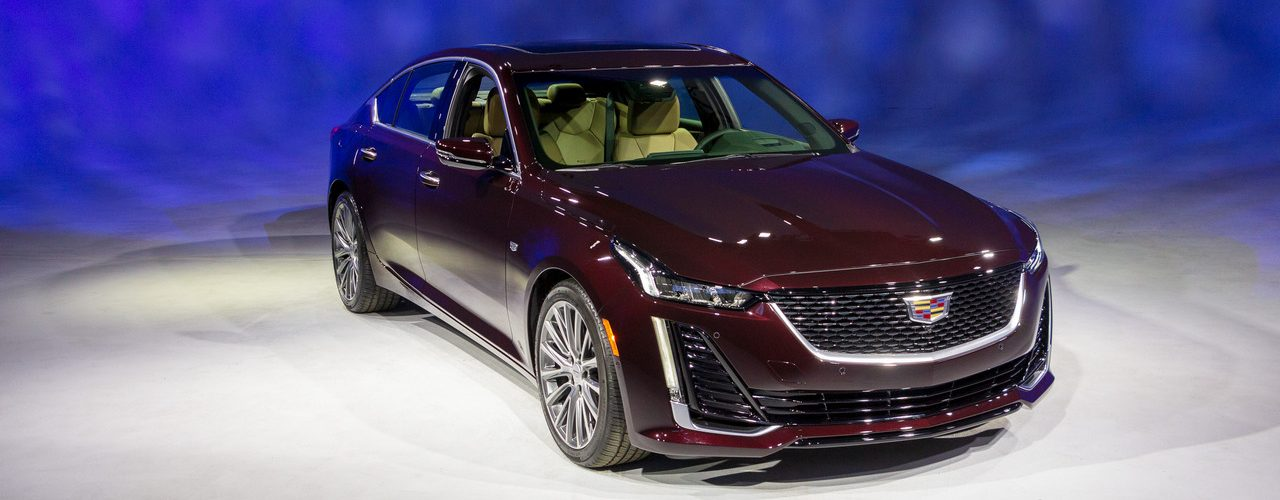 First Look: All-New Cadillac CT5