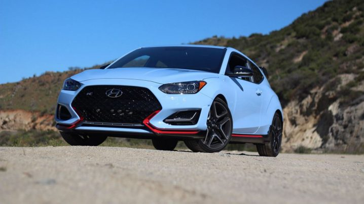 Review 2019 Hyundai Veloster N