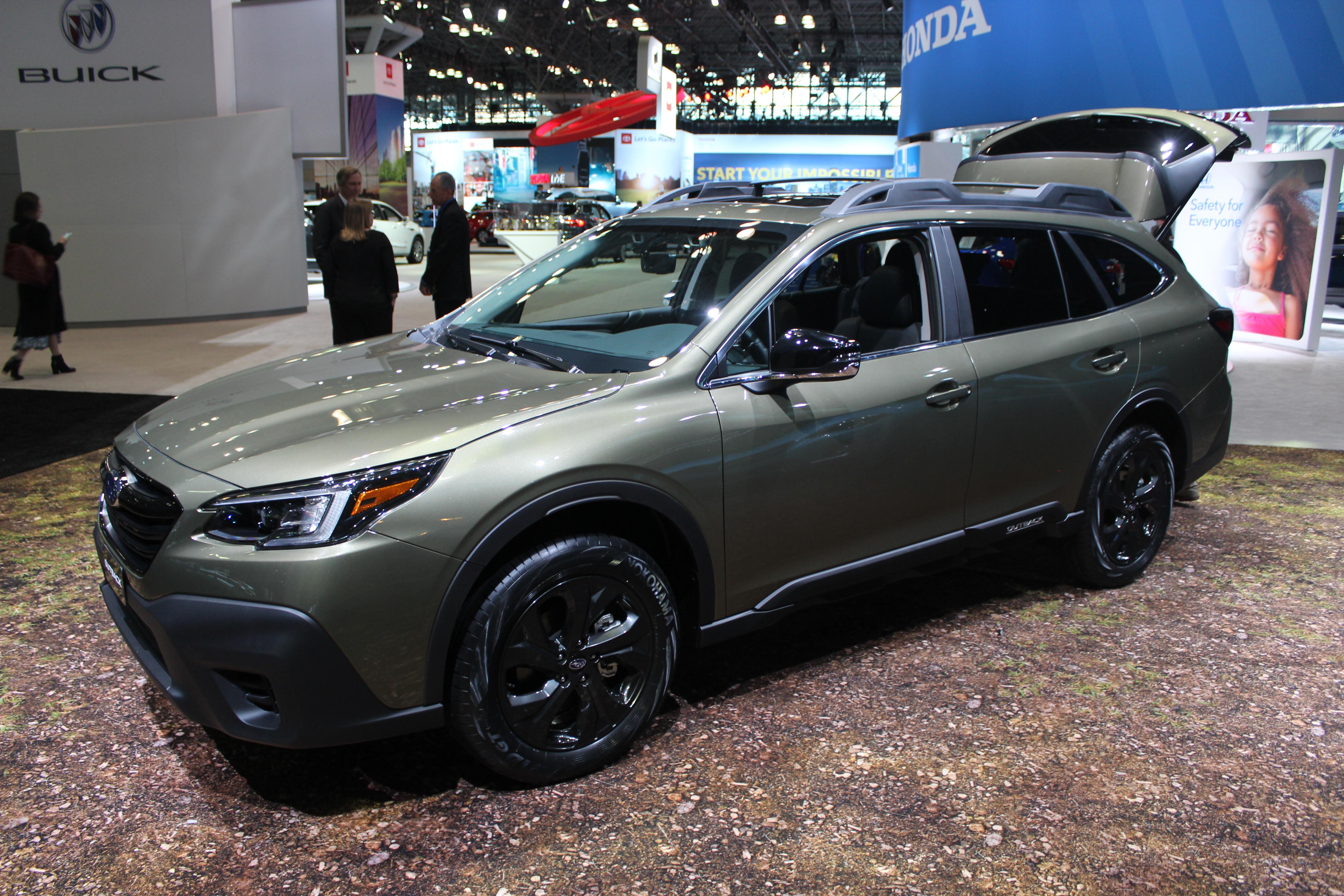 2020 Subaru Outback Brings The Northwest To New York Wheels Ca