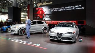 NRING Editions of Giulia and Stelvio