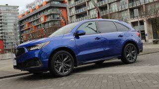 Review 2019 Acura MDX A-Spec