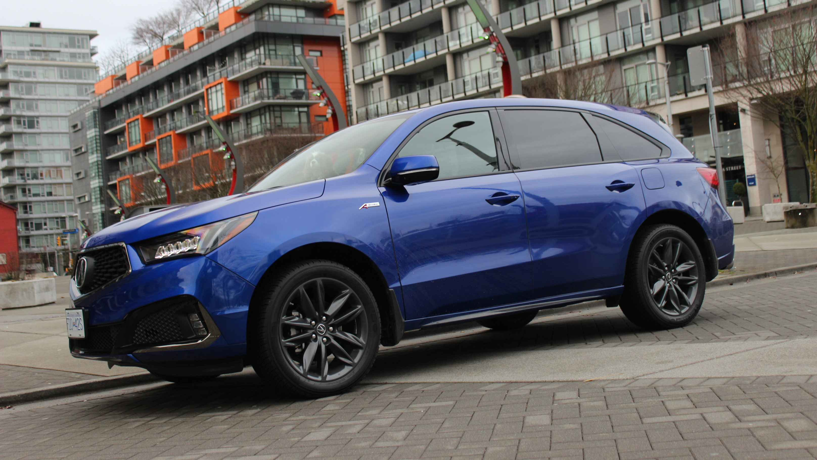 2019 Acura MDX Technology Review, Release Date, Price >> Review 2019 Acura Mdx A Spec Wheels Ca