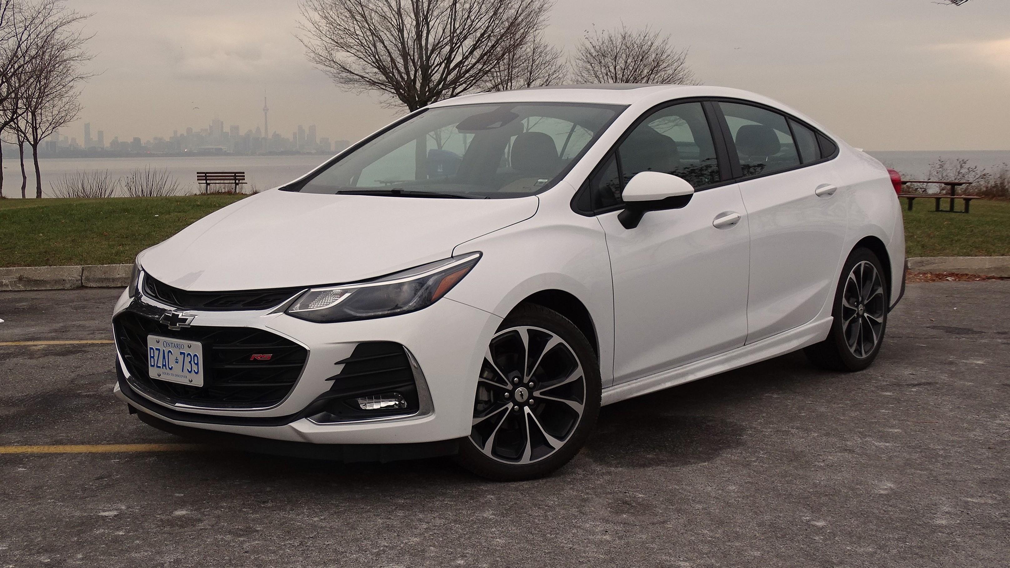 Review 2019 Chevrolet Cruze Wheels Ca