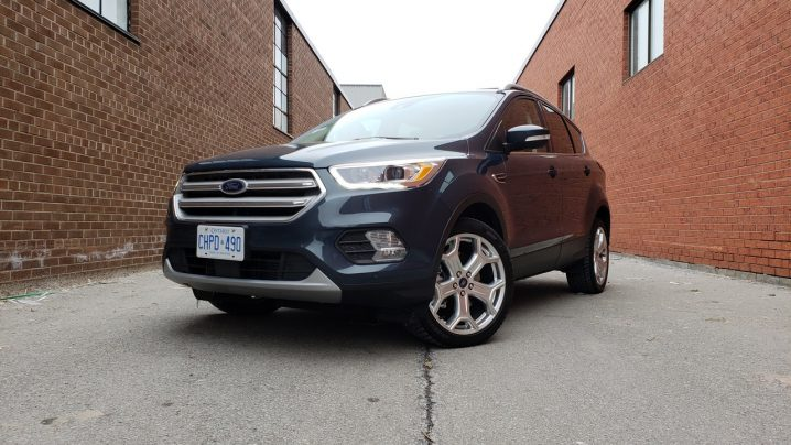 Review 2019 Ford Escape