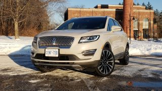 Review 2019 Lincoln MKC Reserve