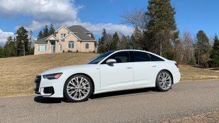 Review 2019 Audi A6