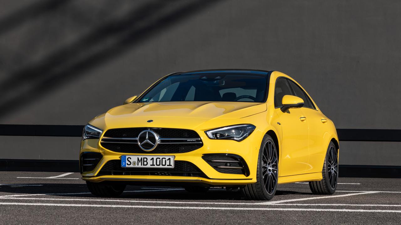 The New Mercedes-AMG CLA 35 4MATIC