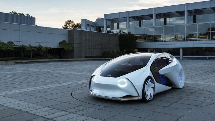 Toyota Sharing Patents