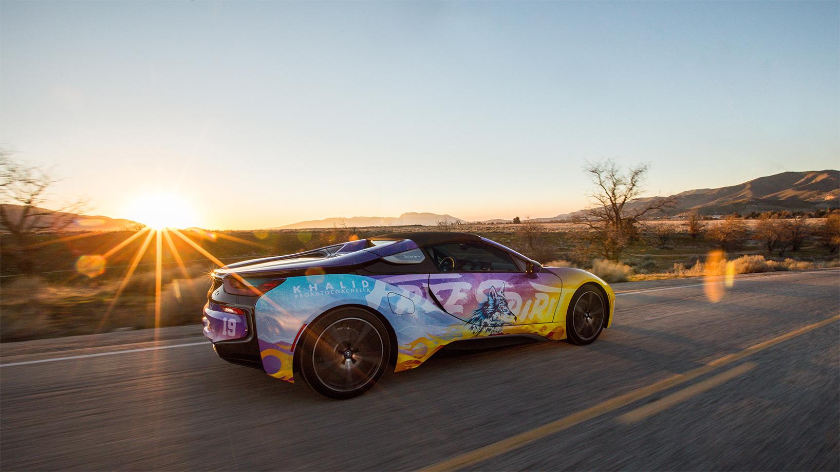 TrackWorthy - BMW i8 Coachella (2)