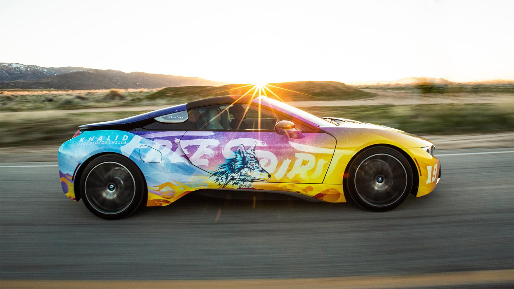 TrackWorthy - BMW i8 Coachella (3)