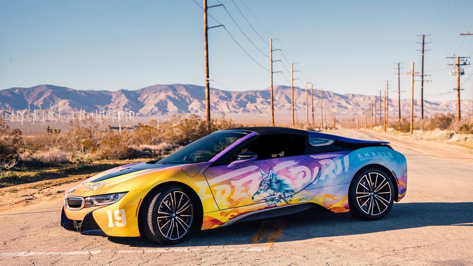 TrackWorthy - BMW i8 Coachella (4)